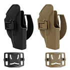 CQC Ser pa Concealment Paddle Pistol Holster for Glock 17 19 22 Right Hand