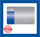 Walmart gift card $100 or $200 Redeemable at Walmart  Sams Club VUDU ONLINE