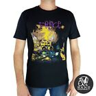 Prince Mens Black T Shirt Sign O The Times Album Official