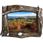 "MOUNTAIN MIKE'S MMRABPF   ANTLER 5""X7"" PICTURE FRAMELarge Animals - 177908"