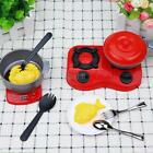 Cartoon Kitchen Cookware Tableware Child Role Playing Toys 13/17Pcs Set Gifts