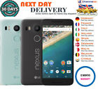 "Brand New LG NEXUS 5X  H791 5.2"" 4G LTE Smartphone Various COLOURS"