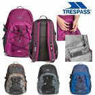 Trespass Albus Adults Backpack Casual Rucksack for Work Camping Hiking