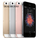 Apple iPhone SE Smartphone 16GB 32GB 64GB 128GB GSM Unlocked...