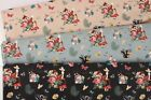 Disney Bambi Thumper Character Cotton Fabric made in Korea by the Half Yard