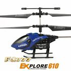 FQ777 610 3CH Mini Helicopter RC Infrared Drone Aircraft  6-Axis Toy Gift RTF WQ