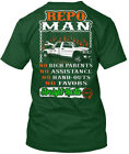 Repo Man Tow Truck Driver - No Rich Parents Assistance Hanes Tagless Tee T-Shirt