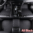Full Covered Waterproof XPE Mat Auto Car Floor Mats For BMW 5 Series F10F11 E60