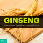 Panax Ginseng Capsules Pure Red Korean Root Extract 100% Organic Non GMO $12.99 USD on eBay