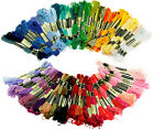 Bamboo Hoops Different Colors Embroidery Thread Floss Cross Stitch Accessories