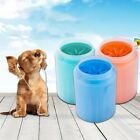 Dog Paw Cleaner Portable Brush Cup Pet Foot Cleaning Feet Washer Grooming Mud