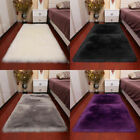 Kyпить US Super Soft Fluffy Sheepskin Rugs Faux Wool Fur Rug Carpet Fur Mat Home Decor на еВаy.соm