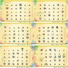 Pokemon Let's Go Pikachu & Eevee all shiny 153 pokemon 6iv MAX AV