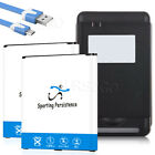 For Samsung Galaxy Express Prime 3 SM-J337A AT&T 3570mAh Battery or USB charger