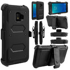 For Samsung Galaxy J2 Core/Shine/Pure/Dash Case Rugged Holster Stand Hard Cover