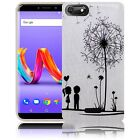 Wiko Harry 2 Silicone Case Smartphone Cellphone Case Protective Shell Case Cover