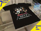 METALLICA T- Shirt Worldwired  Black Men Tour 2018 2019 Concert USA SIZE S-2XL image