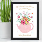 PERSONALISED Birthday Gifts for Nanny Nan Mummy Mum Granny Mom Mam Her Presents