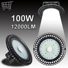 LED High Bay Light 250W 200W 150W 100W Warehouse Industrial Factory Shed Lamp US