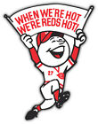 "Cincinnati Reds MLB Baseball Car Bumper Sticker Decal ""SIZES"" ID:1 on Ebay"
