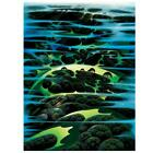 "Eyvind Earle ""As Far As I Could See"" Hand-Signed Limited Edition Serigraph; COA"