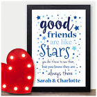 PERSONALISED Birthday Gifts for Best Friend Her Colleagues BFF Friendship Gift