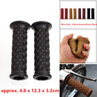 "2xDurable Rubber Handlebar Hand Grip Bar End For 7/8""22mm Types Motorcycle Bike $6.45 USD on eBay"