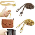 Metal Chain Strap Replacement Handle Shoulder Crossbody For Purse Bag Handbag