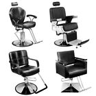 Hydraulic Professional Barber Chair Styling Salon Beauty Spa Station Equipment