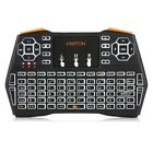 New 2.4G Wireless Keyboard Fly Air Mouse Touchpad Backlight Version