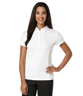 PGA Tour women's AirFlux Polo Shirt Bright White