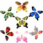 Magic Paper 9 Colors Flying Butterfly Change From Empty Hands Freedom Card Trick