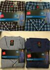 Kyпить NWT Men's Hanes Woven Pant Shirt Set Pajamas PJ Cotton Blend Check Plaid Various на еВаy.соm
