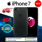 NEW Apple iPhone 7 128GB 32GB 256GB Factory Unlocked Smartphone Various Colour