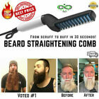 TameFinish-Beard Straightening Comb -MediFit Show Cap Men NEW