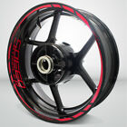 Motorcycle Rim Wheel Decal Accessory Sticker for Triumph Speed Triple R $86.7 USD on eBay