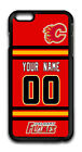 NHL Calgary flames Personalized Name/Number iPhone iPod Case 162405 $12.99 USD on eBay