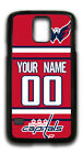 NHL Washington Capitals Personalized Name/Number Samsung Phone Case 160606 $12.99 USD on eBay