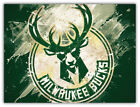 "Milwaukee Bucks  NBA Basketball Car Bumper Sticker Decal ""SIZES"" ID:5 on eBay"