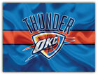 "Oklahoma City Thunder NBA Basketball Car Bumper Sticker Decal ""SIZES"" ID:4 on eBay"