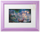 Thomas Kinkade Disney Dreams Collection 9x12 Framed Matted Prints (Choice of 10)