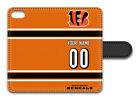NFL Cincinnati Bengals Personalized Name/Number iPhone iPod Wallet Case150610 $17.99 USD on eBay