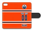NHL Edmonton Oilers Personalized Name/Number iPhone iPod Wallet Case 162107 $15.99 USD on eBay