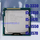Intel i5-3330 i5-3450 i5-3470 i5-3550 i5-3570 LGA 1155 CPU Processor