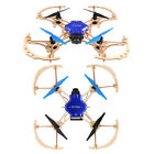 ZL100 Diy Drone Mini Pocket Racing RC Dron Wooden Quadcopter Mini Drone 2.4 T8K3