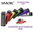 SMOK² Nord Ultra Portable Pod Kit /Pod tank+coil/ Nord Mesh Coils 100% AUTHENTIC