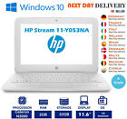 HP Stream 14-Inch Laptop Intel Celeron 4GB RAM 32GB SSD Windows 10 A Grade