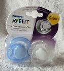 Philips Avent Orthodontic Pacifier, 0-6m, 2-Pack (Variations available)