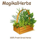 DRIED HERBS ~ 100 grams ~ Fresh Dried Organic Herbs/Herb ~ Magikalherbs ~ $6.0 AUD on eBay