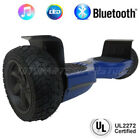 "8.5"" Hummer Wheel Self Balance Scooter Hoverboard All Terrian Bluetooth UL2272"